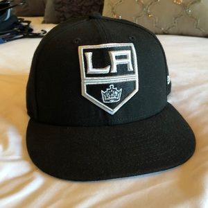 ➡️ LA Kings New Era Fitted